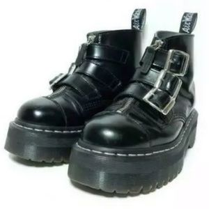 Dr Marten Aggy Agyness Deyn Collaboation Boot